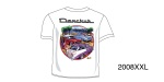 Danchuk 2008 ''Beach Scene'' Tee Shirt, XXL