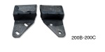 Danchuk 1955-1957 Chevy Original Transmission Mounts, Standard Transmission, Passenger Side