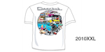 Danchuk 2010 ''Garage Scene'' Tee Shirt, XXL