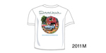 Danchuk 2011 ''Barn Find'' Tee Shirt, Medium