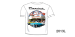 Danchuk 2014 ''Service Station'' Tee, Large