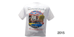 Danchuk 2015 ''Route 66 Museum'' Tee, White, Large
