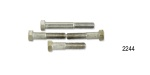 1955-1972 Chevy Stainless Water Pump Bolt Set