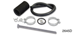 1957 Chevy Gas Tank Filler and Vent Hose Kit