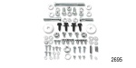 1957 Chevy Steering Column Assembly Fastener Kit