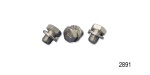 1955-1967 Chevy Harmonic Balancer Bolt Set