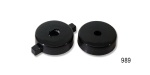 1955-1956 Chevy Radio Tone Control Knobs