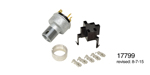 American Autowire 1955 1957 Chevy Replacement Headlight Switch W Connector Classic Update