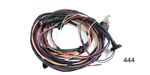 factory fit 1955 chevy taillight wiring harness, convertible
