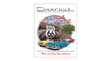 Danchuk 2015 1955-1956-1957 Classic Chevy Catalog 33